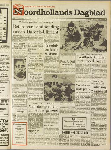 Noordhollands Dagblad : dagblad voor Alkmaar en omgeving 1968-08-13