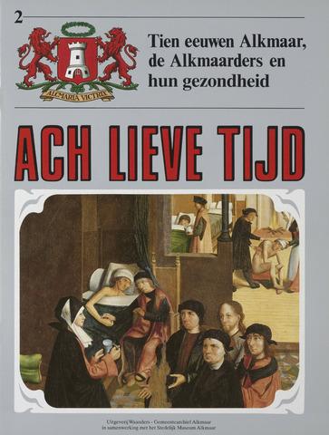 Ach Lieve Tijd Alkmaar 1987-10-01