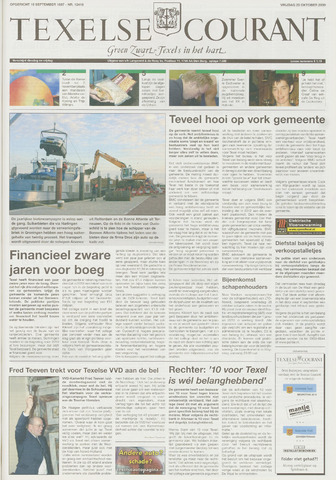 Texelsche Courant 2009-10-23