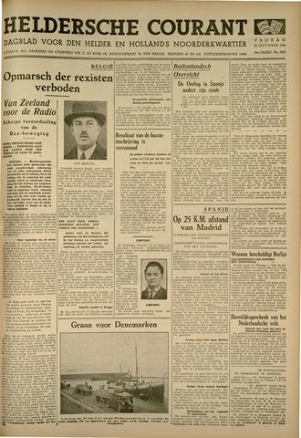 Heldersche Courant 1936-10-23