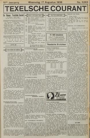 Texelsche Courant 1938-08-17