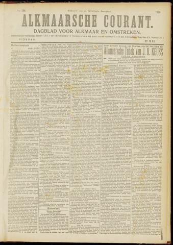 Alkmaarsche Courant 1919-05-27