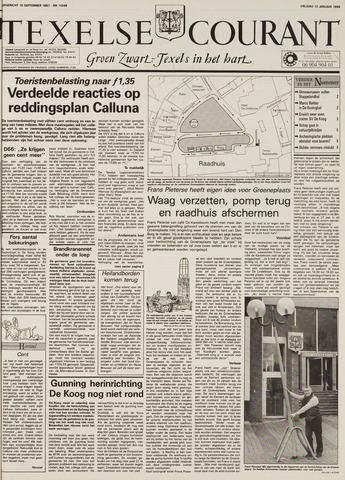 Texelsche Courant 1996-01-12