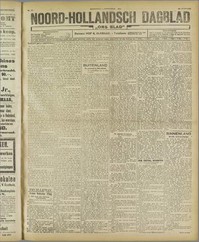 Ons Blad : katholiek nieuwsblad voor N-H 1921-09-08