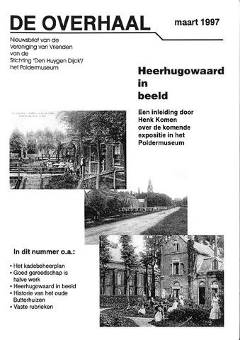 De Overhaal: historisch magazine Heerhugowaard 1997-03-01