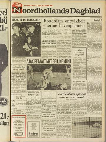 Noordhollands Dagblad : dagblad voor Alkmaar en omgeving 1969-02-20