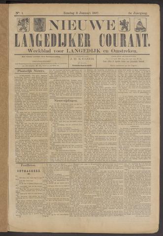 Nieuwe Langedijker Courant 1897-01-03