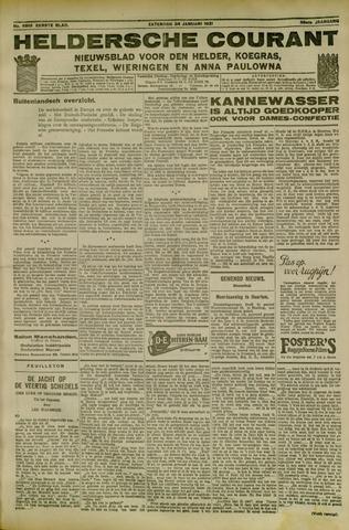 Heldersche Courant 1931-01-24