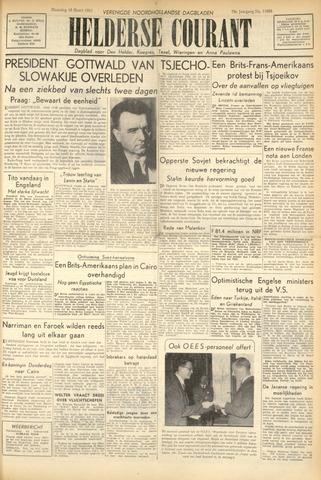 Heldersche Courant 1953-03-16