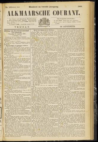 Alkmaarsche Courant 1900-08-24