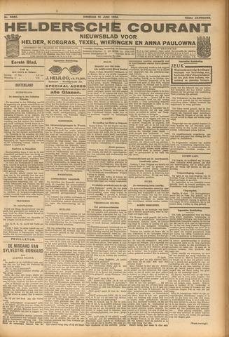 Heldersche Courant 1924-06-10