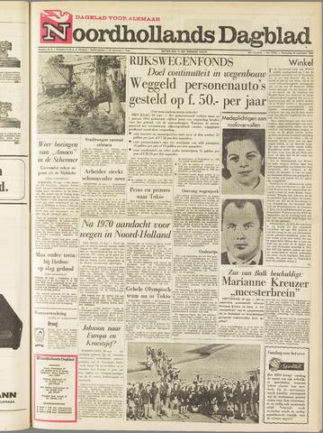 Noordhollands Dagblad : dagblad voor Alkmaar en omgeving 1964-09-30