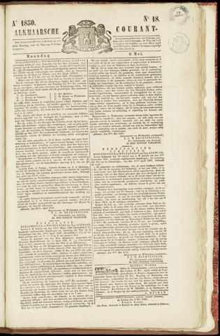 Alkmaarsche Courant 1850-05-06