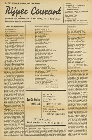 Rijper Courant 1947-11-14