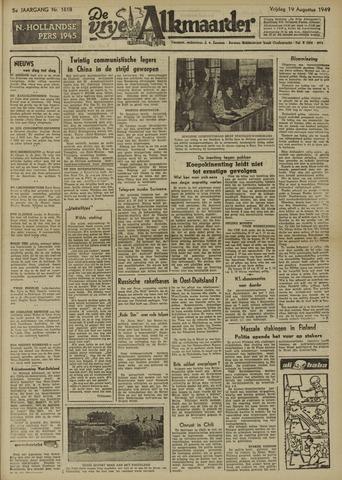 De Vrije Alkmaarder 1949-08-19