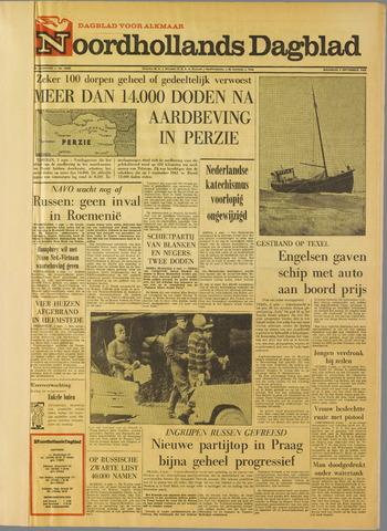 Noordhollands Dagblad : dagblad voor Alkmaar en omgeving 1968-09-02