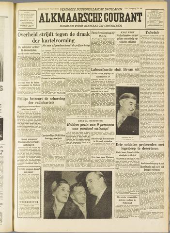 Alkmaarsche Courant 1955-03-17