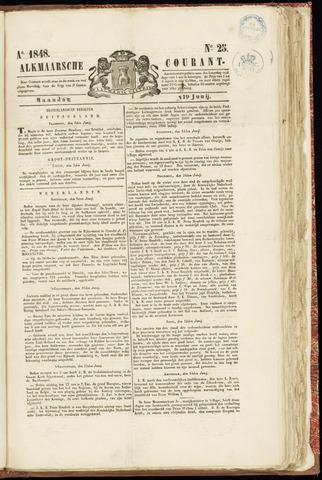 Alkmaarsche Courant 1848-06-19