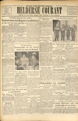 Heldersche Courant 1952-03-31