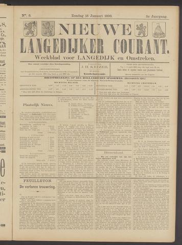 Nieuwe Langedijker Courant 1893-01-15