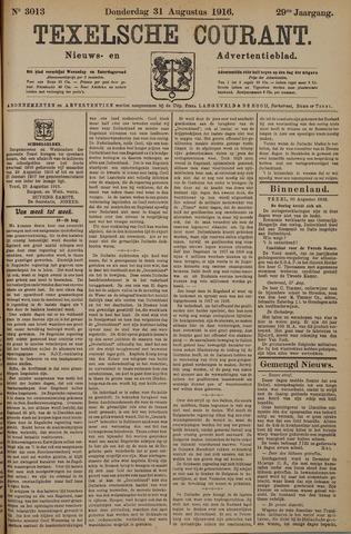 Texelsche Courant 1916-08-31