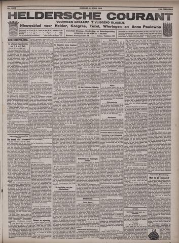 Heldersche Courant 1916-04-11