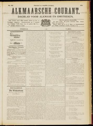 Alkmaarsche Courant 1910-05-06