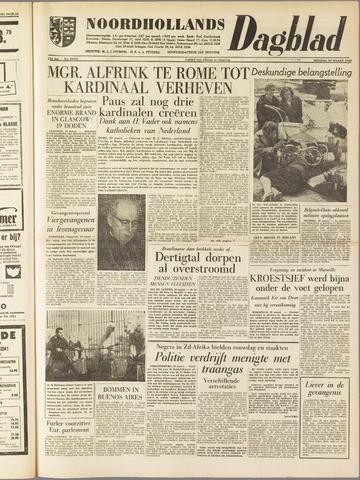 Noordhollands Dagblad : dagblad voor Alkmaar en omgeving 1960-03-29