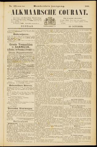 Alkmaarsche Courant 1898-10-30