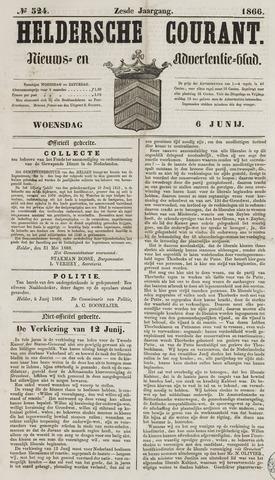 Heldersche Courant 1866-06-06