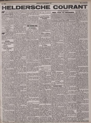 Heldersche Courant 1917-09-18