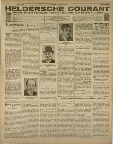 Heldersche Courant 1934-12-04