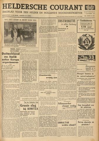 Heldersche Courant 1940-11-09