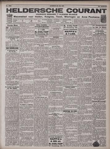 Heldersche Courant 1916-07-22