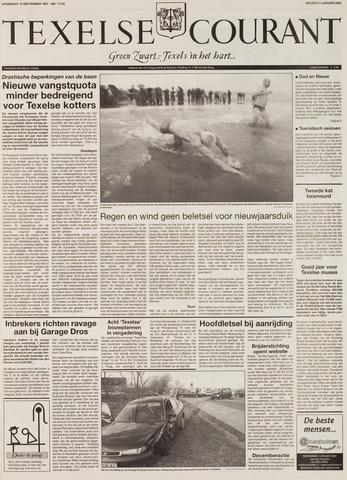 Texelsche Courant 2003