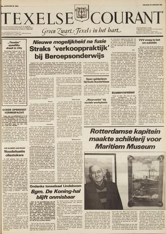 Texelsche Courant 1982-01-29