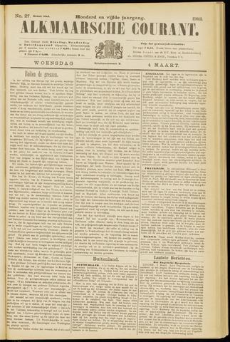 Alkmaarsche Courant 1903-03-04