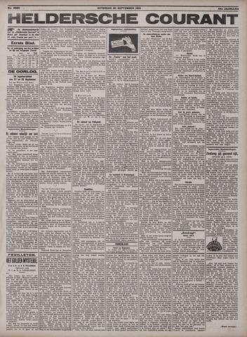 Heldersche Courant 1916-09-30