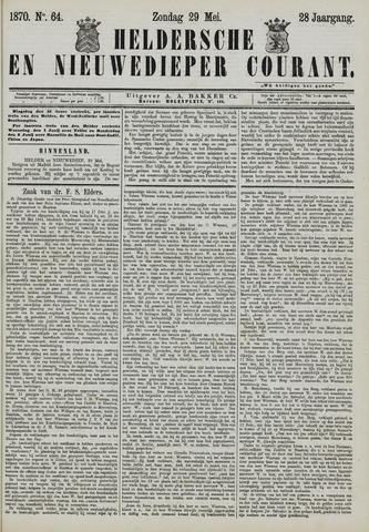 Heldersche en Nieuwedieper Courant 1870-05-29