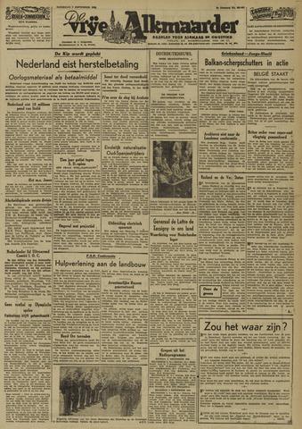 De Vrije Alkmaarder 1946-09-07