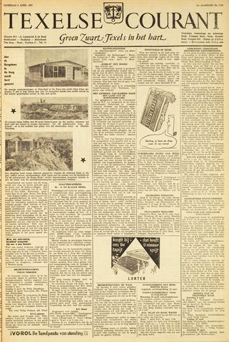 Texelsche Courant 1957-04-06