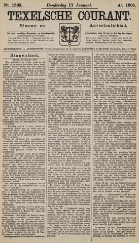 Texelsche Courant 1901-01-17