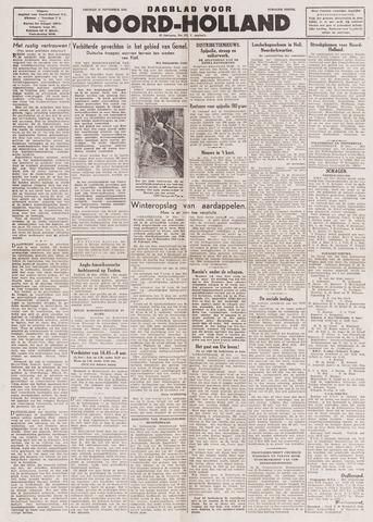 Dagblad Noord-Holland, Schager editie 1943-11-26