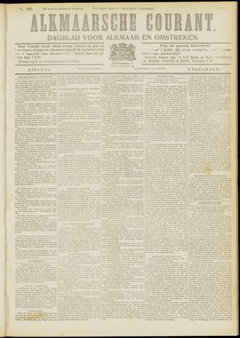Alkmaarsche Courant 1919-12-09