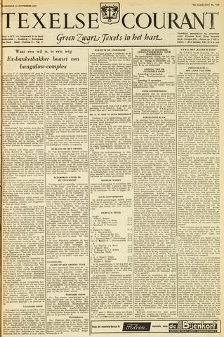 Texelsche Courant 1957-11-13