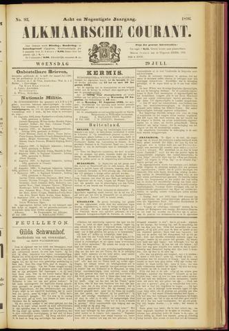 Alkmaarsche Courant 1896-07-29