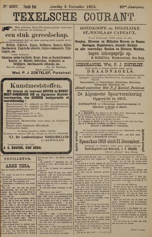 Texelsche Courant 1915-12-05