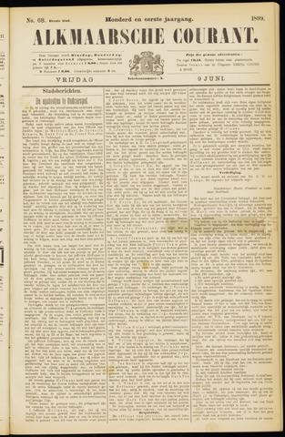 Alkmaarsche Courant 1899-06-09