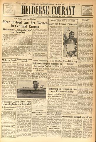 Heldersche Courant 1953-07-07