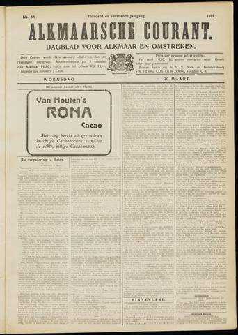 Alkmaarsche Courant 1912-03-20